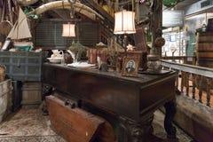 El naufragio atesora el museo, en Key West, la Florida, el museo cuenta la historia de la industria de los camiones de auxilio en imagen de archivo libre de regalías