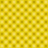 El neón ajusta amarillo del modelo Fotografía de archivo