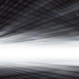 El negro abstracto crece el fondo Fotos de archivo