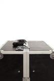 El negro compone la caja Fotografía de archivo libre de regalías