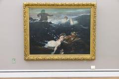 El Neue Pinakothek - Munich Imagen de archivo libre de regalías