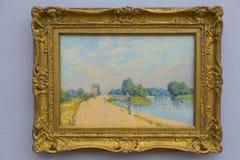 El Neue Pinakothek - Munich Imagenes de archivo