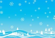 El nevar Fotografía de archivo libre de regalías