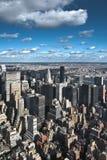 El New York City Fotografía de archivo libre de regalías