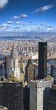 El New York City Foto de archivo