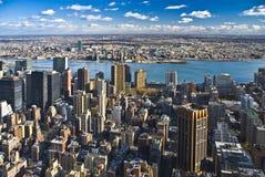 El New York City Fotos de archivo
