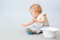El niño Imagen de archivo libre de regalías