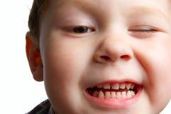 El niño Imagen de archivo