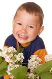 El niño Fotografía de archivo libre de regalías