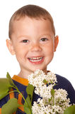 El niño Imágenes de archivo libres de regalías