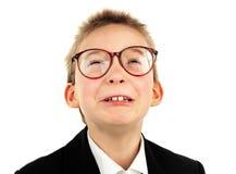El niño llora Imagen de archivo