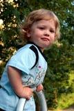 El niño pequeño Imagenes de archivo