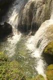 El Nicho waterfall Stock Images