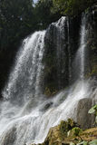 El Nicho Waterfall, Cuba Stock Photo