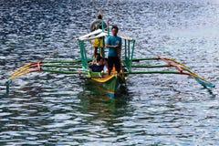 El Nido,菲律宾 免版税图库摄影