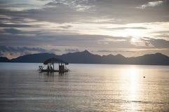 EL Nido, Φιλιππίνες Στοκ φωτογραφία με δικαίωμα ελεύθερης χρήσης