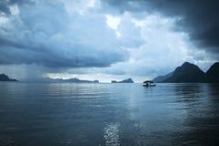 El Nido, Филиппиныы Стоковое Фото