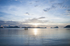 El Nido, Филиппиныы Стоковое фото RF