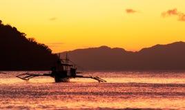 El Nido Bay Royalty Free Stock Image