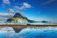 El Nido bay, Philippines Royalty Free Stock Images