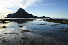 El nido beach palawan philippines Stock Image