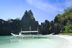 El nido boat trip palawan philippines stock photography