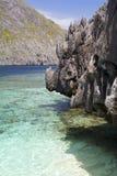 El Nido lagoon Royalty Free Stock Image