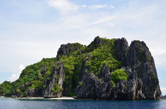 El Nido Limestone Royalty Free Stock Photos