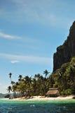 EL Nido Palawan Fotos de archivo libres de regalías