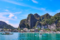 El Nido Palawan Philippines Stock Photography