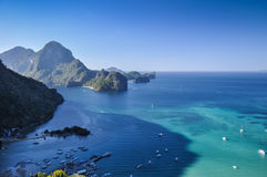 El Nido - Palawan, Philippines Royalty Free Stock Photography