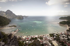 El Nido Palawan Royalty Free Stock Images