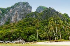 El Nido, Philippines Royaltyfri Bild