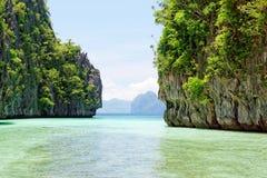EL Nido, Philippines Photographie stock