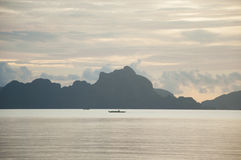 EL Nido, Philippines images stock
