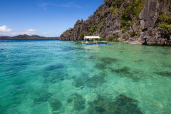 El Nido, philippines Royalty Free Stock Photos