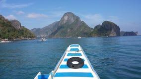 El Nido. Summer Holiday in El Nido, Palawan royalty free stock photos