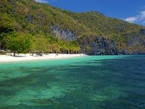 El Nido. Untouched nature in El Nido, Palawan, Philippines stock images