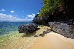 El Nido. Untouched nature in El Nido, Palawan, Philippines stock photos