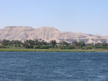 El Nilo Fotos de archivo libres de regalías