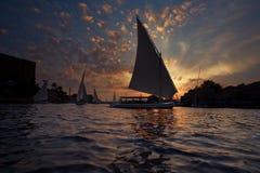 El Nilo Foto de archivo