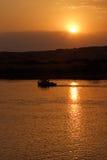 El Nilo Fotografía de archivo libre de regalías