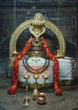 El Niruthi Shiva Lingam en Thiruvannamalai Foto de archivo libre de regalías