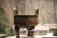 El nombre es tilín, artefactos antiguos chinos antiguos fotografía de archivo libre de regalías