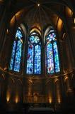 El Notre Dame de Reims imagen de archivo libre de regalías