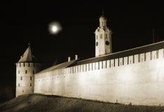 El Novgorod Kremlin Foto de archivo