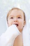 El nuevo bebé Fotos de archivo libres de regalías