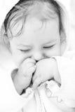 El nuevo bebé Fotografía de archivo