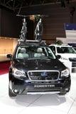 El nuevo silvicultor de Subaru Imagenes de archivo