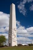 El obelisco de Sao Paulo fotografía de archivo libre de regalías
